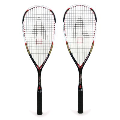 Karakal XL-Tec 125 Squash Racket Double Pack