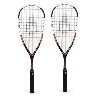 Karakal XL-Tec 125 Squash Racket Double Pack