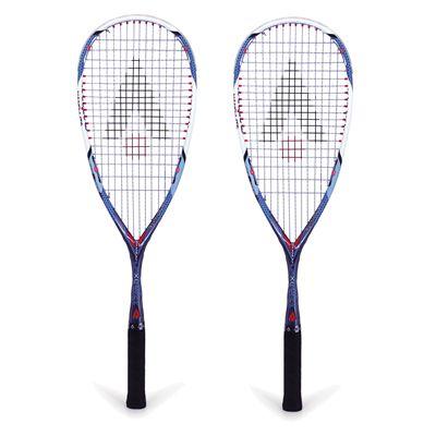 Karakal XL-Tec 140 Squash Racket Double Pack