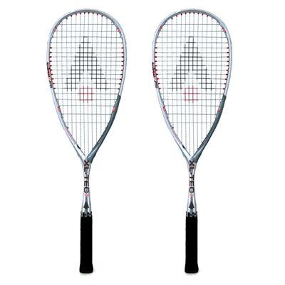 Karakal XL-Tec 150 Squash Racket Double Pack 2014