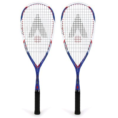 Karakal XL-Tec 150 Squash Racket Double Pack