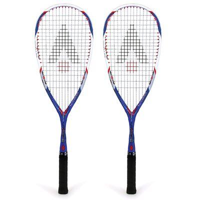 Karakal XL-Tec 150 Squash Racket Double Pack
