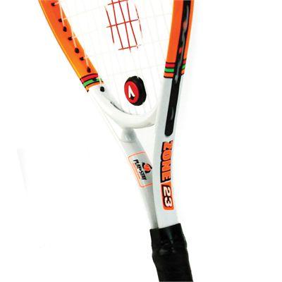 Karakal Zone 23 Junior Tennis Racket-Throat