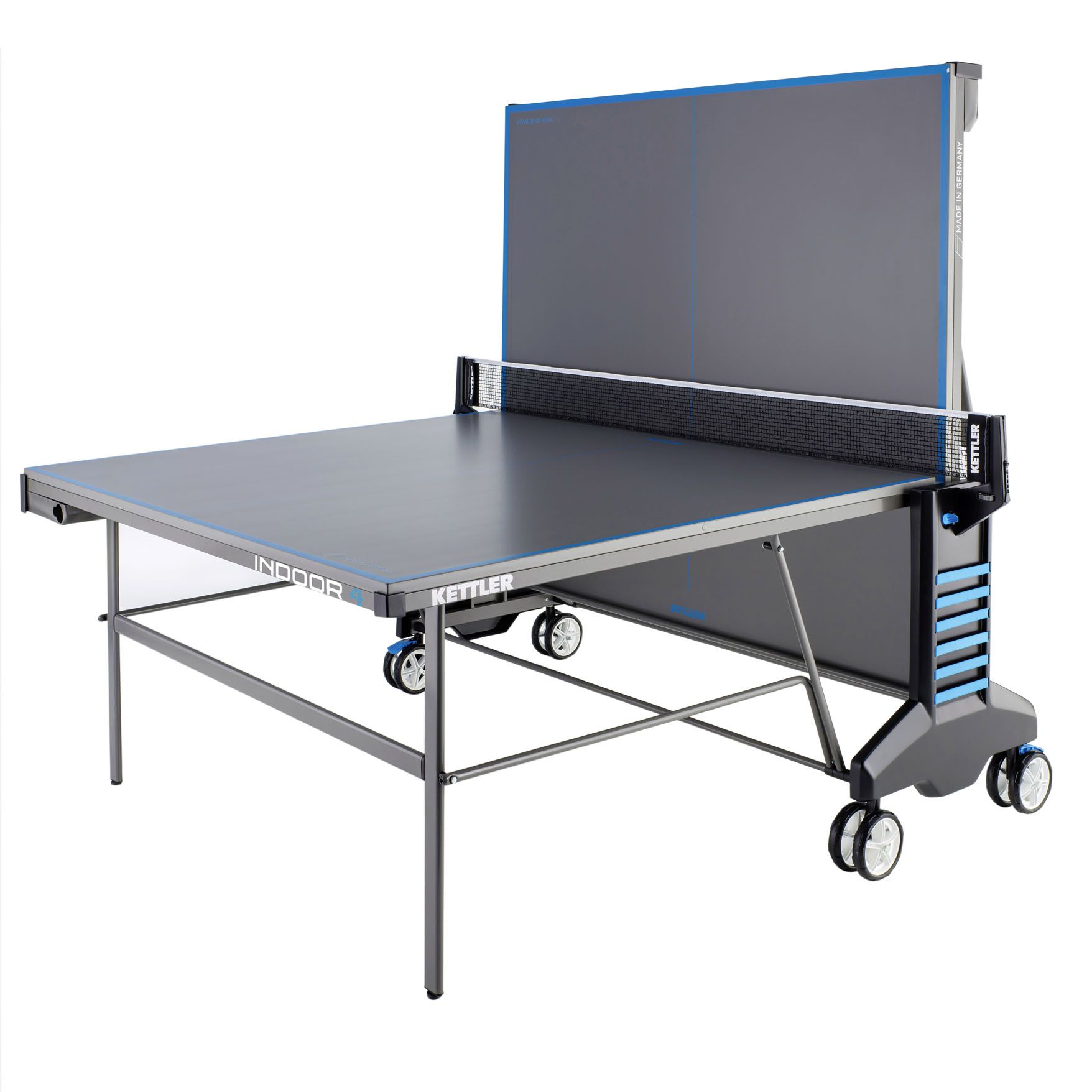 kettler classic indoor 4 table tennis table. Black Bedroom Furniture Sets. Home Design Ideas