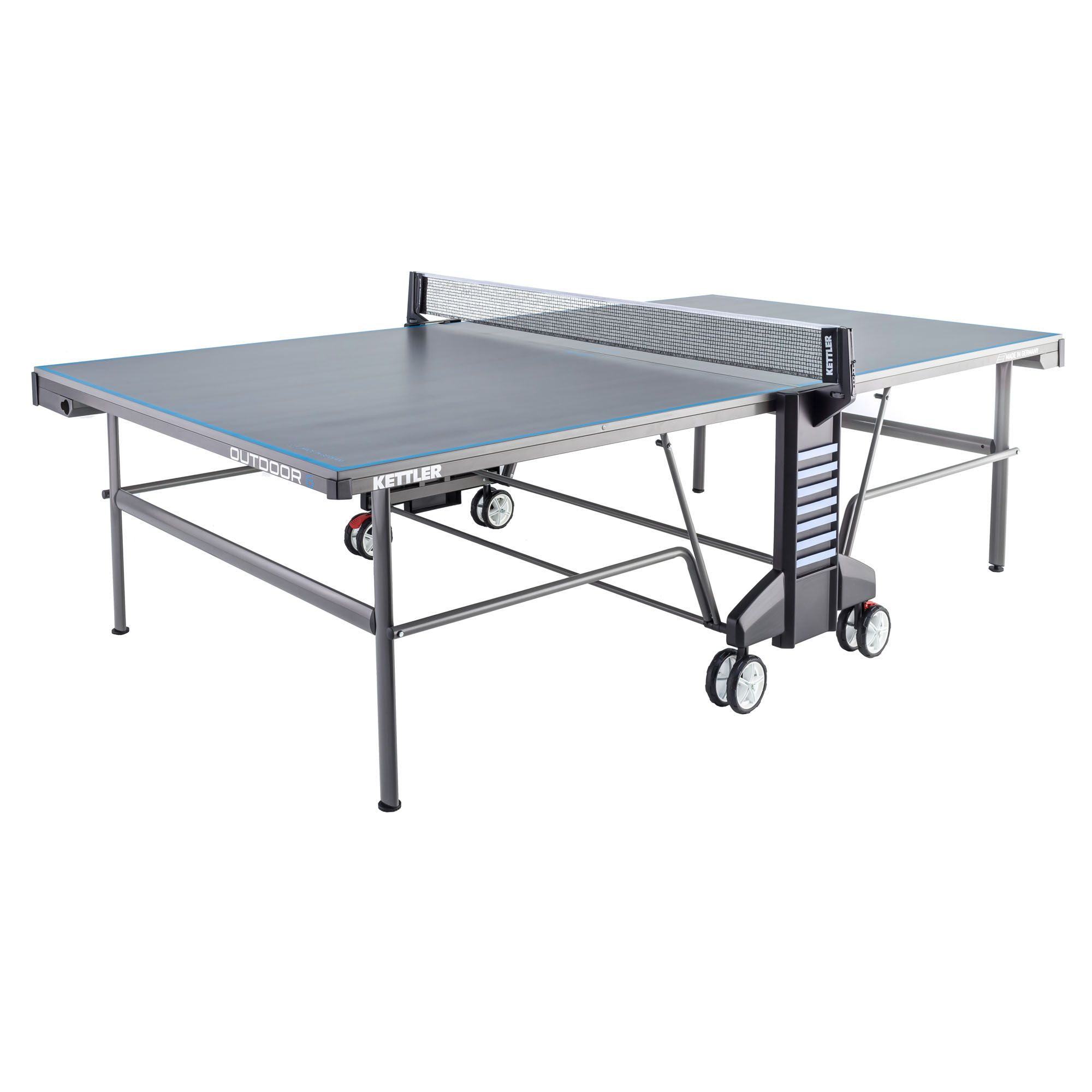 kettler classic outdoor 6 table tennis table. Black Bedroom Furniture Sets. Home Design Ideas