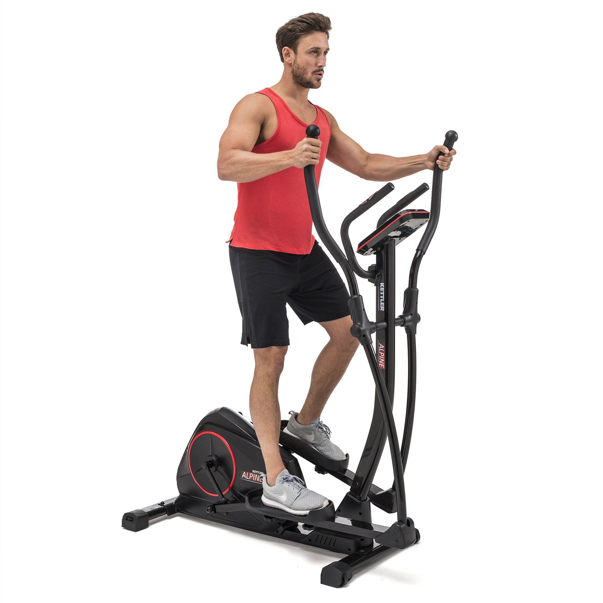 Kettler Alpine Elliptical Cross Trainer Sweatband Com