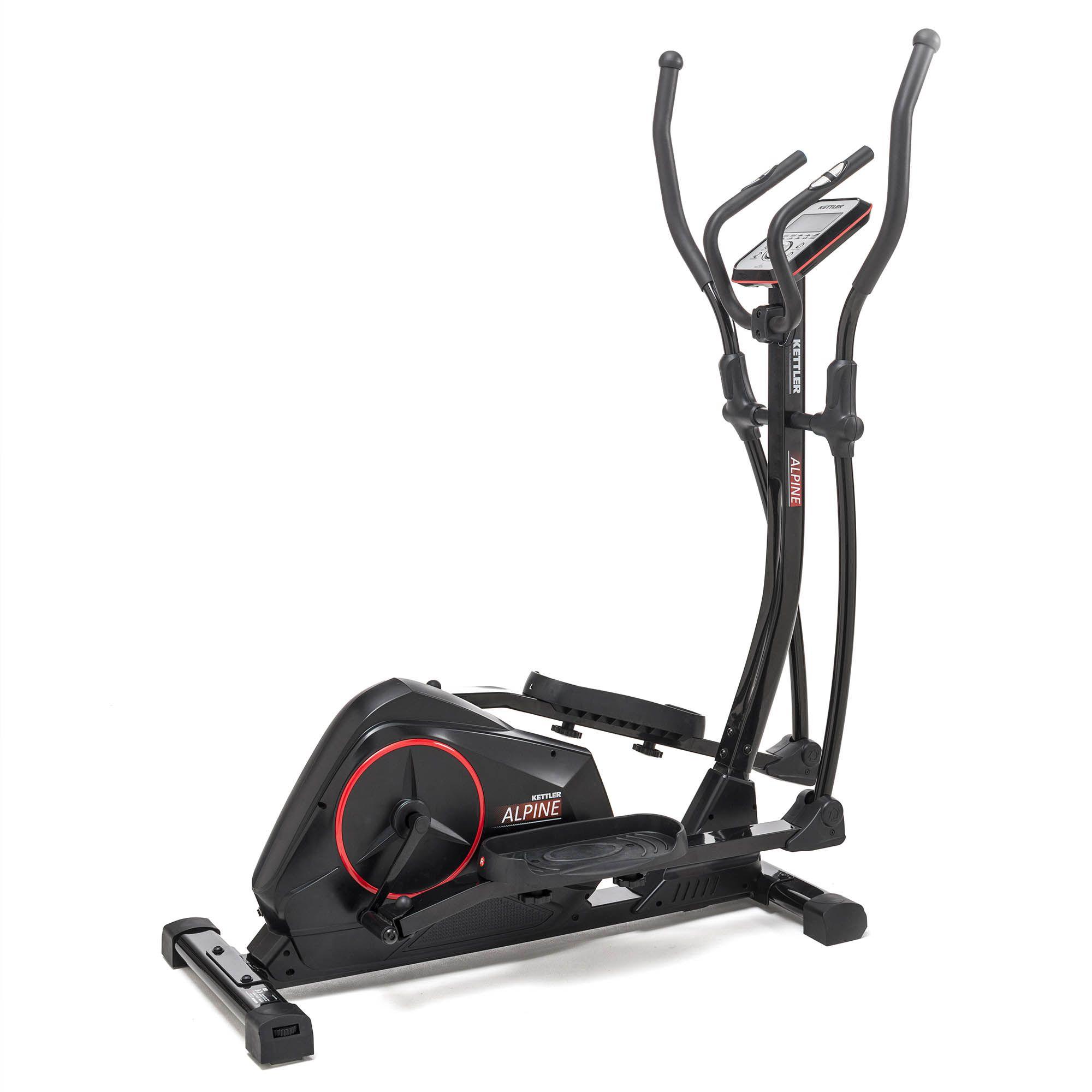 kettler alpine elliptical cross trainer. Black Bedroom Furniture Sets. Home Design Ideas
