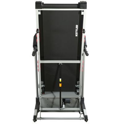 Kettler Atmos Pro Treadmill Folded Back