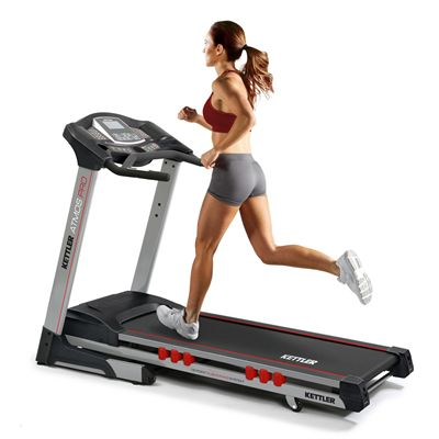 Kettler Atmos Pro Treadmill In Use