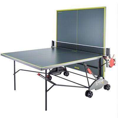 Kettler Axos 3 Indoor Table Tennis Table - Playback