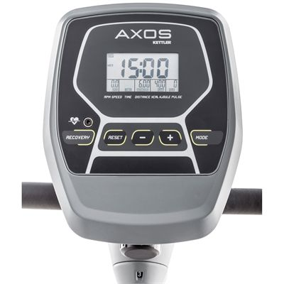 Kettler Axos Cross M Cross Trainer Console View