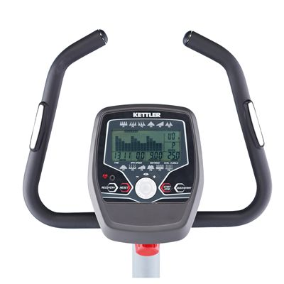Kettler Axos Cross P Elliptical Trainer - Console View
