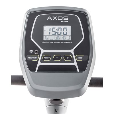 Kettler Axos Cycle M Exercise Bike Console Image