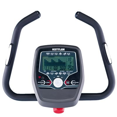 Kettler Axos Cycle P Exercise Bike - Console
