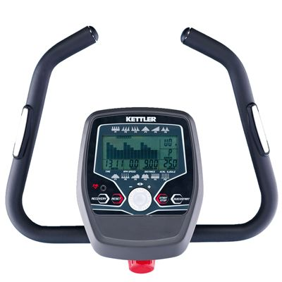 Kettler Axos Cycle P Exercise Bike Console image