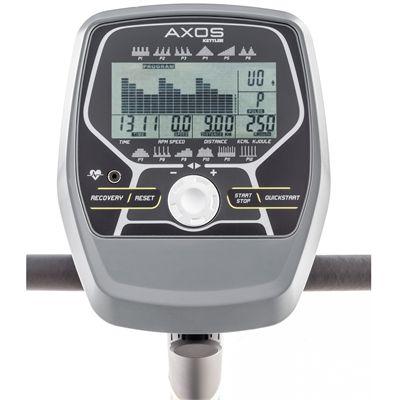 Kettler Axos P Elliptical Cross Trainer Console View