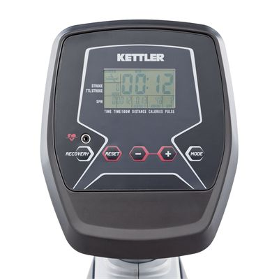 Kettler Axos Rowing Machine console