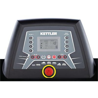 Kettler Axos Runner Treadmill console