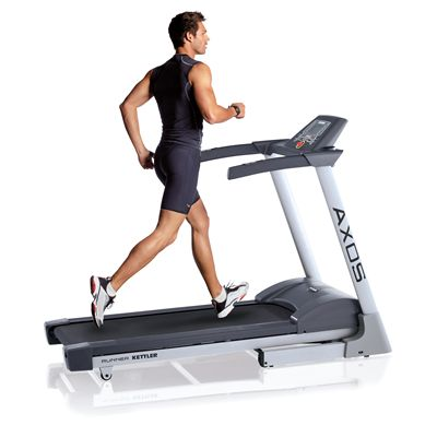 Kettler Axos Runner Treadmill secondary