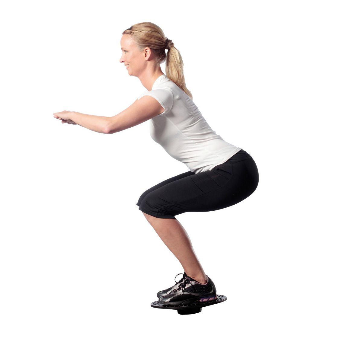 B Board Balance Your Workout: Kettler Balance Board 40cm
