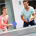 Kettler Classic Outdoor 4 Table Tennis Table - In Use