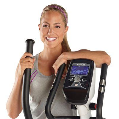 Kettler Elyx 1 Elliptical Cross Trainer - console