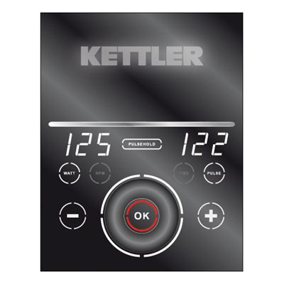 Kettler Ergo S Exercise Bike Computer
