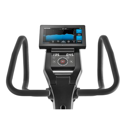 Kettler Ergo S Exercise Bike Console View with Pad