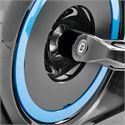 Kettler Ergo S Exercise Bike Cover Pedal Arm