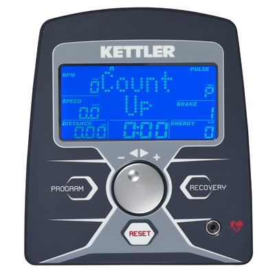 Kettler Giro P Advantage Exercise Bike - Console Image