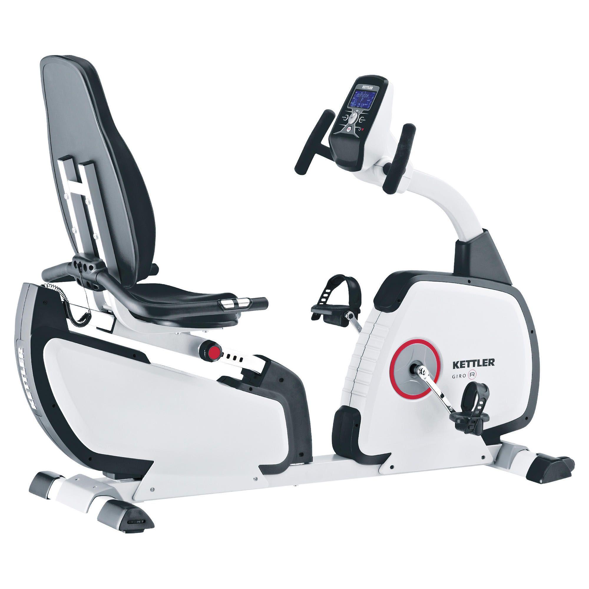 Kettler Giro R Recumbent Exercise Bike 2014