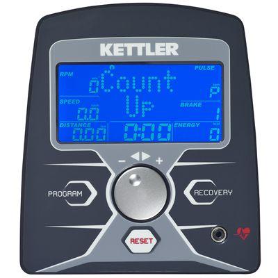 Kettler Giro R Recumbent Exercise Bike 2015 Console Image
