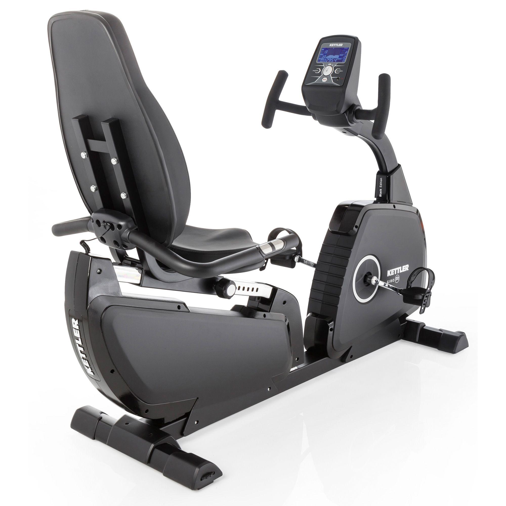 Kettler Giro R Recumbent Exercise Bike Sweatband Com