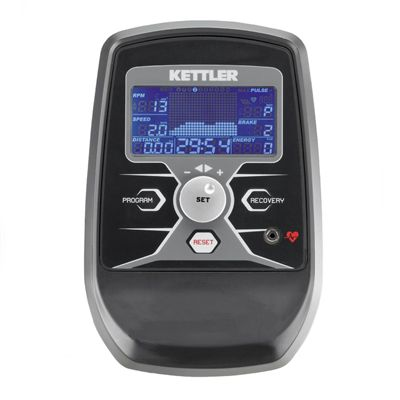 Kettler Giro R Recumbent Exercise Bike - Console