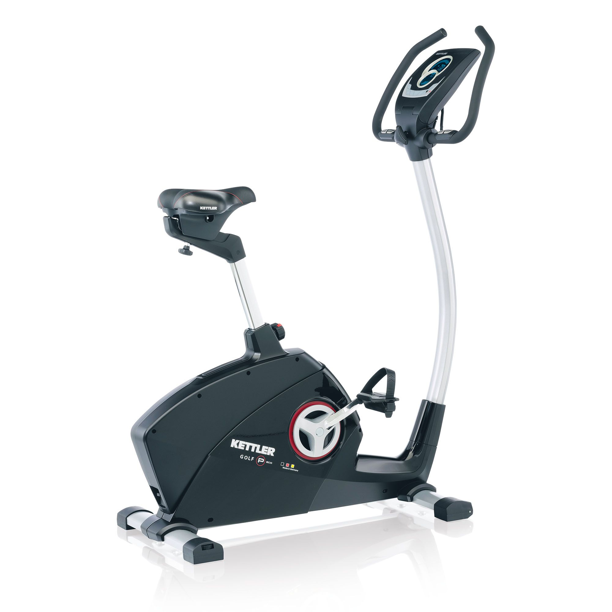Kettler Golf P Eco Upright Exercise Bike Sweatband Com
