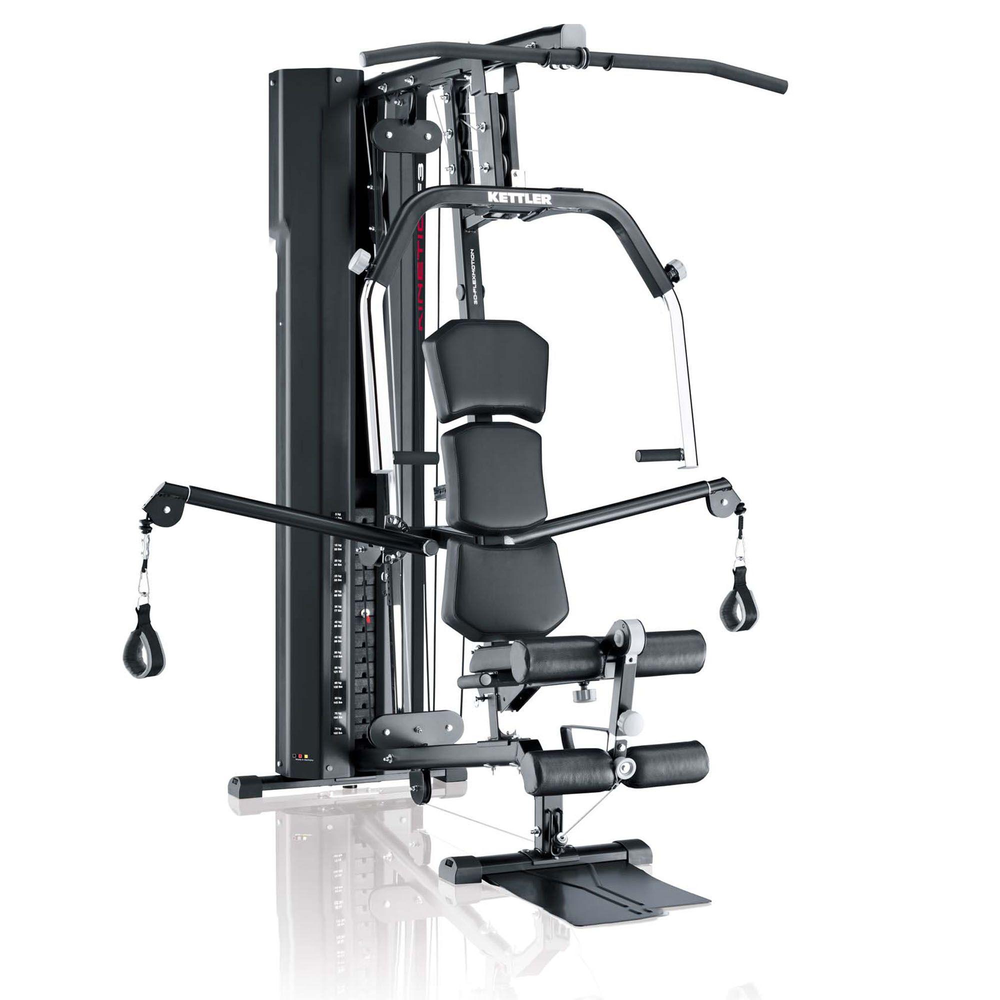 Kettler Kinetic F3 Multi Gym Sweatband Com