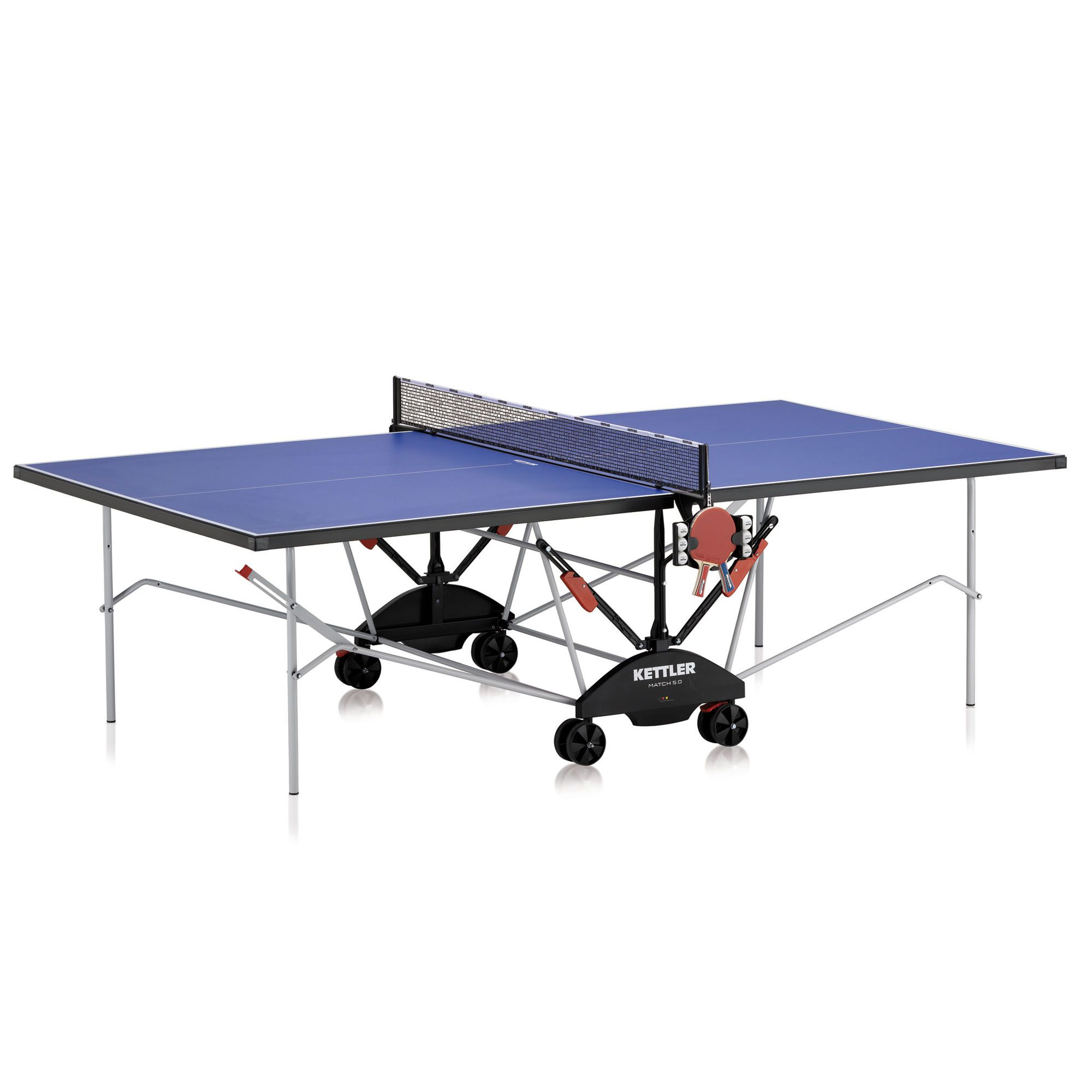 Kettler match 5 0 outdoor table tennis table for Table exterieur kettler
