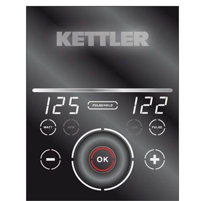 Kettler Skylon S Folding Elliptical Cross Trainer - Console