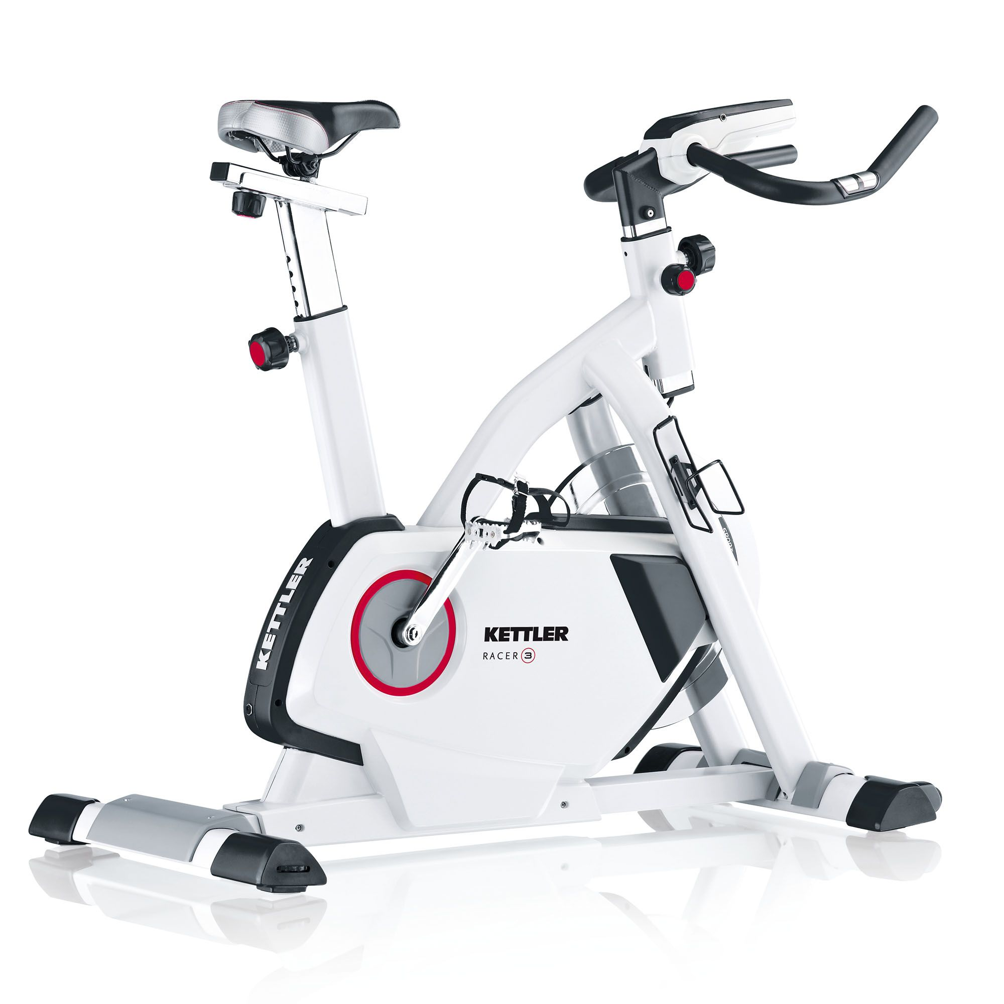 Kettler Racer 3 Indoor Cycle Sweatband Com