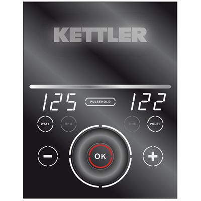 Kettler Racer S Indoor Cycle 2014 - Console image