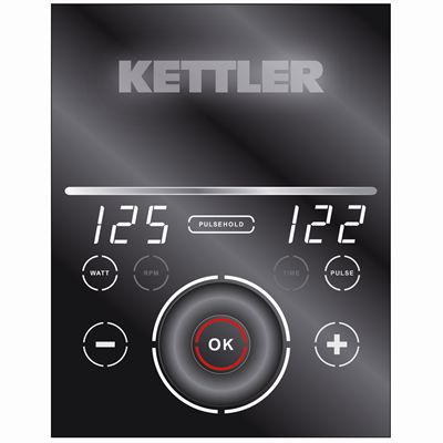 Kettler Racer S Indoor Cycle - Console Image