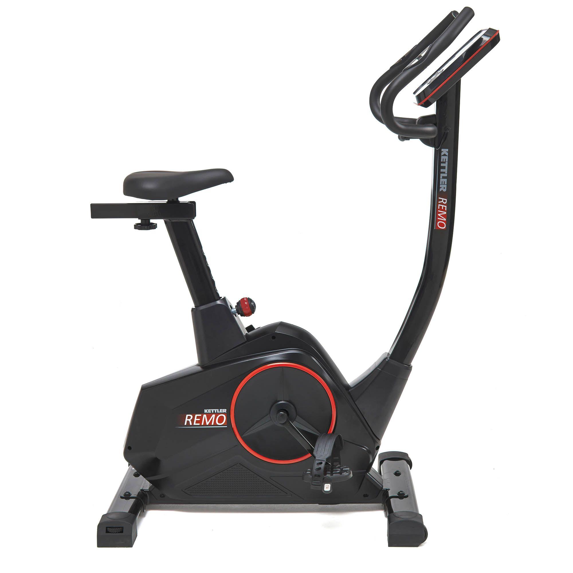 Kettler Remo Exercise Bike - Sweatband.com