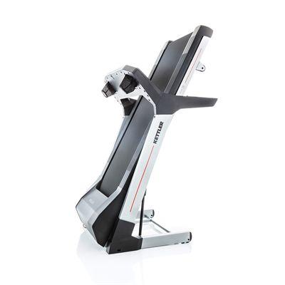 Kettler Run 11 Treadmill - Folded