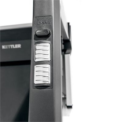 Kettler Run 11 Treadmill - Speed switch