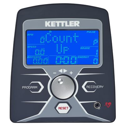 Kettler Skylon 1 Elliptical Cross Trainer console