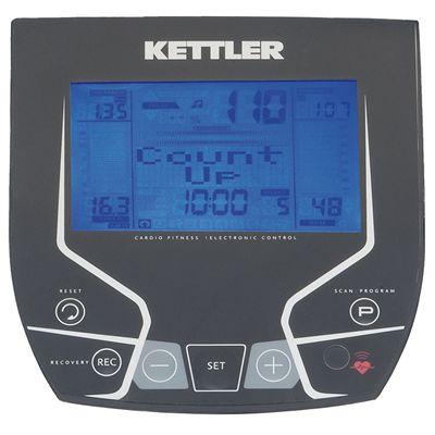 Kettler Skylon 3 Folding Elliptical Cross Trainer Console