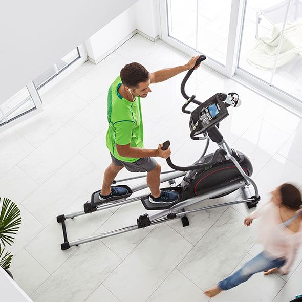 kettler skylon 5 folding elliptical cross trainer. Black Bedroom Furniture Sets. Home Design Ideas