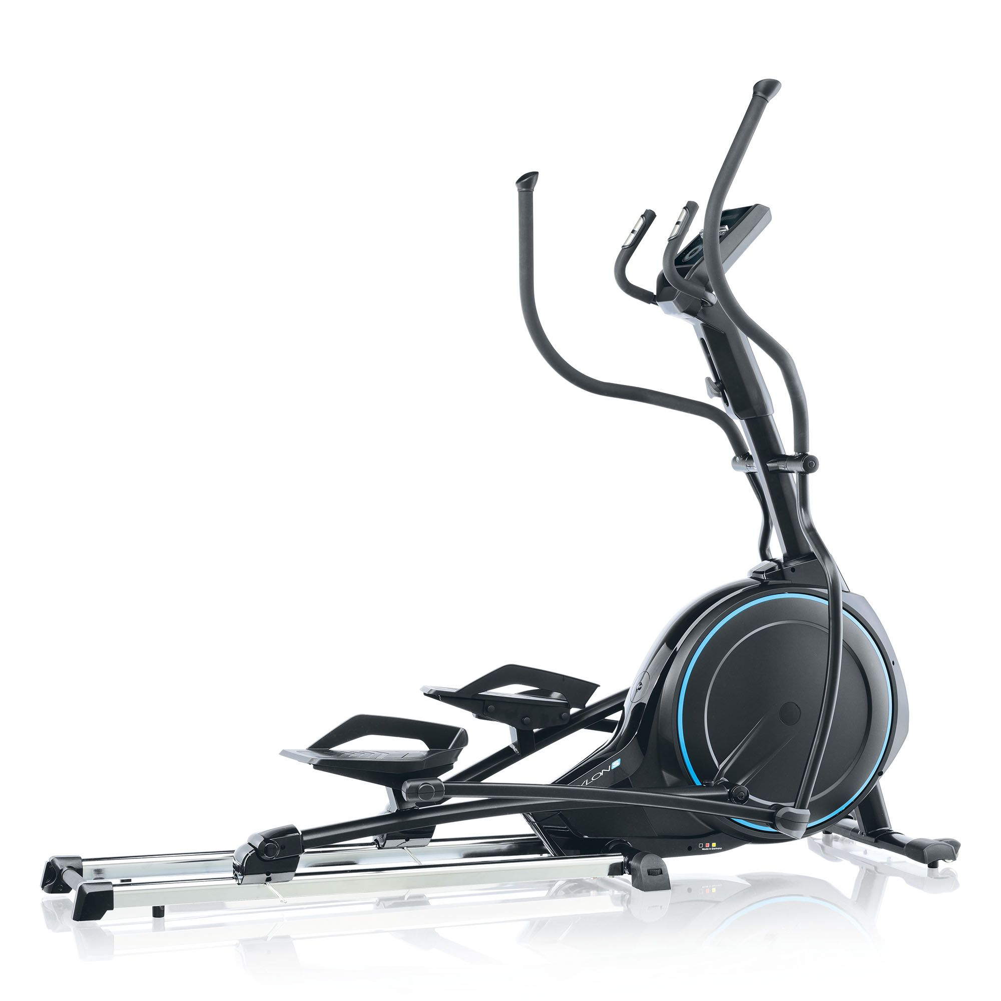 kettler skylon s folding elliptical cross trainer. Black Bedroom Furniture Sets. Home Design Ideas