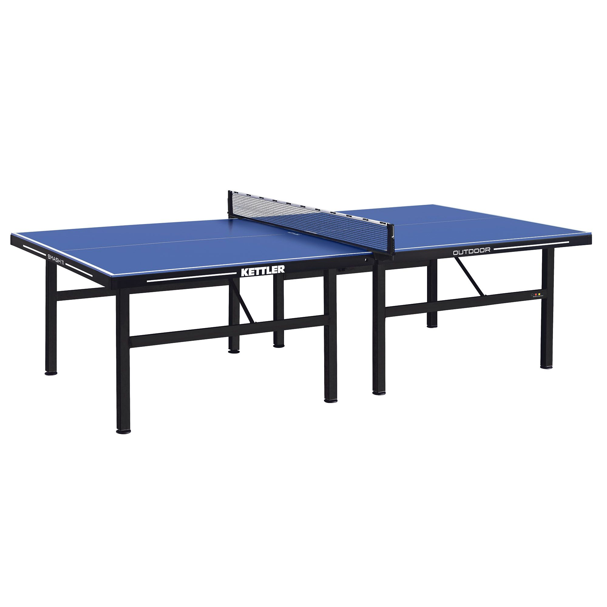 Kettler smash 11 0 outdoor table tennis table - Weatherproof table tennis table ...