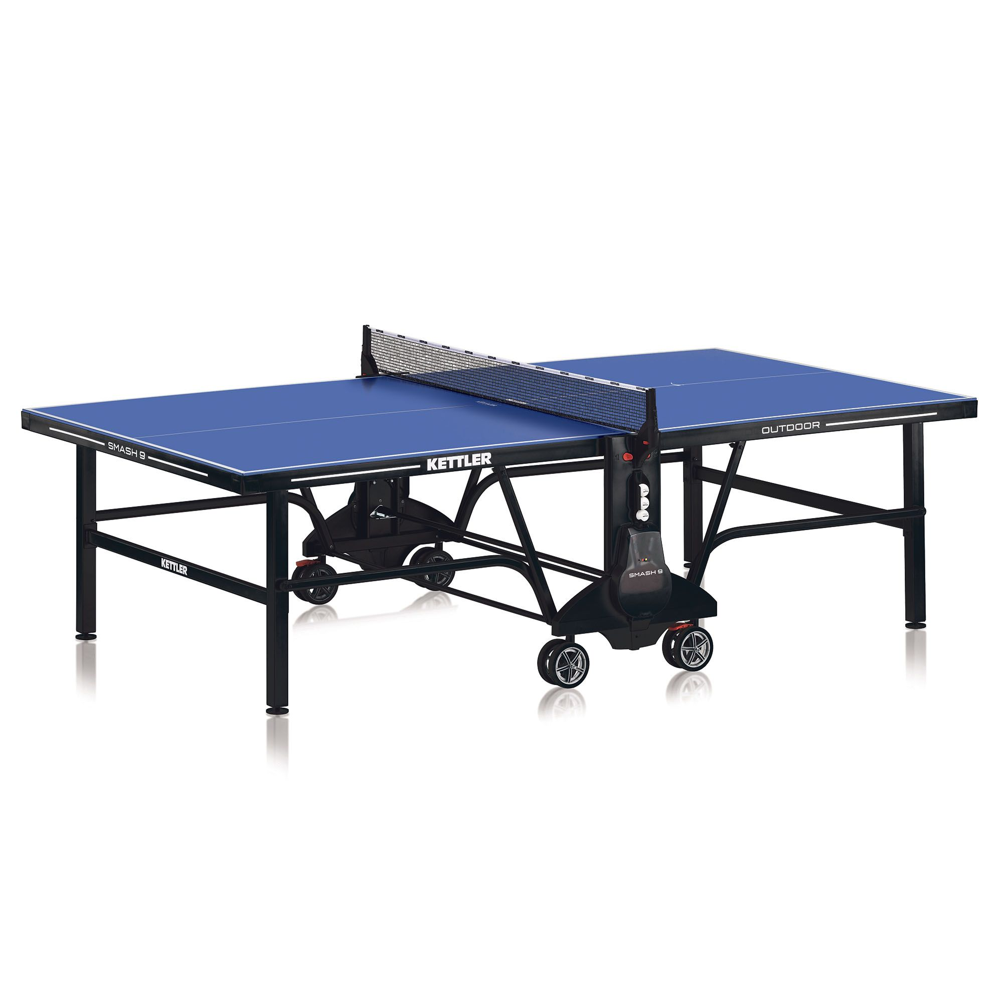 kettler smash 9 outdoor table tennis table
